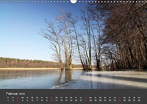 Mecklenburg-Vorpommern (Wandkalender 2019 DIN A3 quer): Deutschlands Natur (Monatskalender, 14 Seiten ) (CALVENDO Orte) - 3