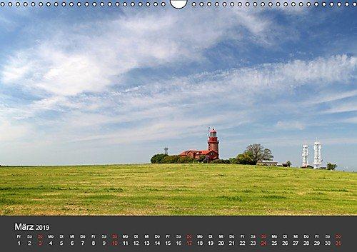 Mecklenburg-Vorpommern (Wandkalender 2019 DIN A3 quer): Deutschlands Natur (Monatskalender, 14 Seiten ) (CALVENDO Orte) - 4