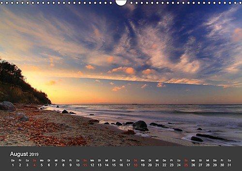 Mecklenburg-Vorpommern (Wandkalender 2019 DIN A3 quer): Deutschlands Natur (Monatskalender, 14 Seiten ) (CALVENDO Orte) - 9