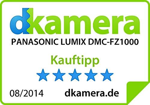 Panasonic LUMIX DMC-FZ1000EG Premium-Bridgekamera (20,1 Megapixel, 16x opt. Zoom, opt. Bildstabilisator, LEICA DC VARIO-ELMARIT Objektiv, 4K Video) schwarz - 12