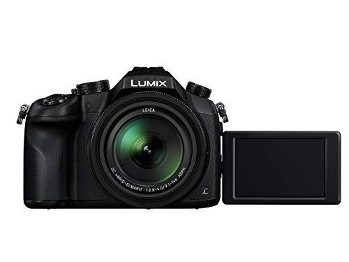Panasonic LUMIX DMC-FZ1000EG Premium-Bridgekamera (20,1 Megapixel, 16x opt. Zoom, opt. Bildstabilisator, LEICA DC VARIO-ELMARIT Objektiv, 4K Video) schwarz - 4