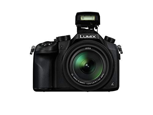 Panasonic LUMIX DMC-FZ1000EG Premium-Bridgekamera (20,1 Megapixel, 16x opt. Zoom, opt. Bildstabilisator, LEICA DC VARIO-ELMARIT Objektiv, 4K Video) schwarz - 5