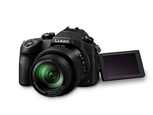 Panasonic LUMIX DMC-FZ1000EG Premium-Bridgekamera (20,1 Megapixel, 16x opt. Zoom, opt. Bildstabilisator, LEICA DC VARIO-ELMARIT Objektiv, 4K Video) schwarz - 6