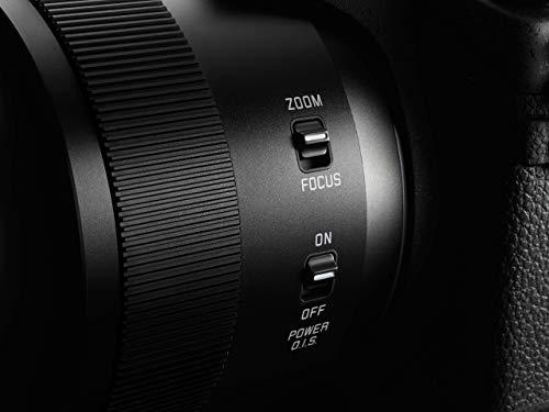 Panasonic LUMIX DMC-FZ1000EG Premium-Bridgekamera (20,1 Megapixel, 16x opt. Zoom, opt. Bildstabilisator, LEICA DC VARIO-ELMARIT Objektiv, 4K Video) schwarz - 10