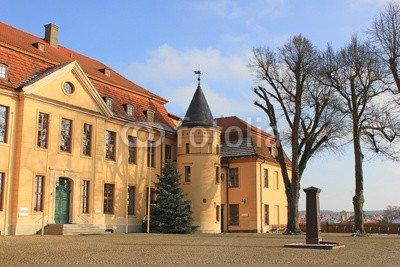 """Leinwand-Bild: """"Schloss Stavenhagen"""""""