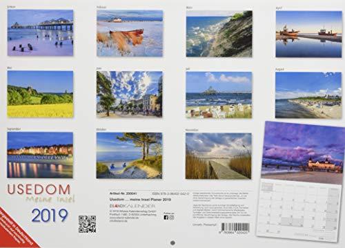 Usedom …meine Insel - Kalender 2019 - 2