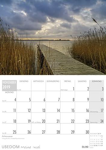 Usedom …meine Insel - Kalender 2019 - 11