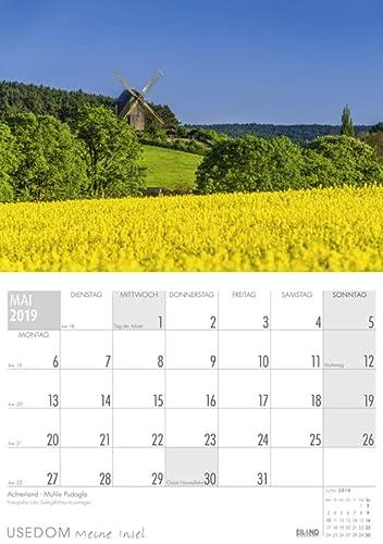 Usedom …meine Insel - Kalender 2019 - 3
