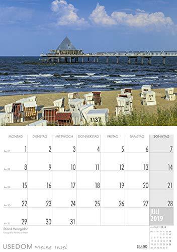Usedom …meine Insel - Kalender 2019 - 4