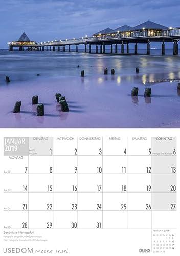 Usedom …meine Insel - Kalender 2019 - 5