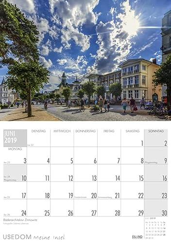 Usedom …meine Insel - Kalender 2019 - 9