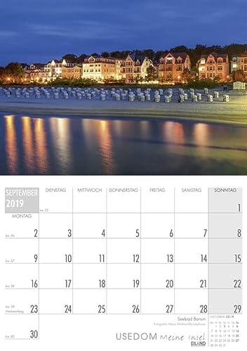 Usedom …meine Insel - Kalender 2019 - 10