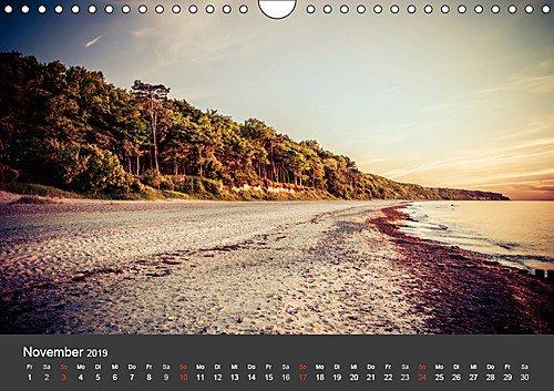 Mecklenburg-Vorpommern (Wandkalender 2019 DIN A4 quer): Deutschlands Natur (Monatskalender, 14 Seiten ) (CALVENDO Orte) - 12