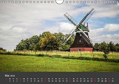Mecklenburg-Vorpommern (Wandkalender 2019 DIN A4 quer): Deutschlands Natur (Monatskalender, 14 Seiten ) (CALVENDO Orte) - 6