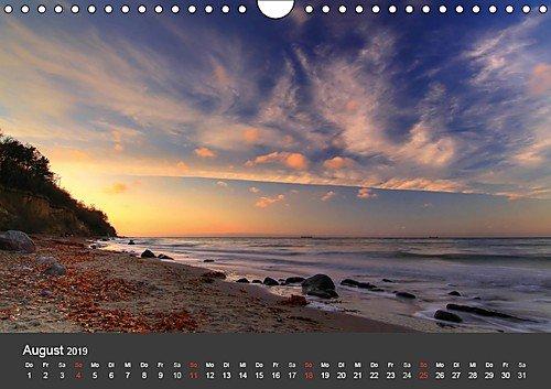 Mecklenburg-Vorpommern (Wandkalender 2019 DIN A4 quer): Deutschlands Natur (Monatskalender, 14 Seiten ) (CALVENDO Orte) - 9
