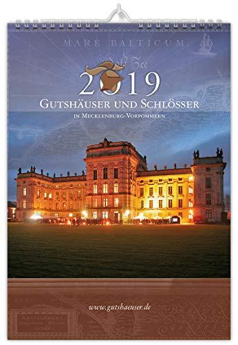 Gutshäuser und Schlösser in Mecklenburg-Vorpommern: Jahr 2019